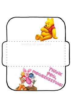 My own MouseKeeping envelope, based on a design found on The Dibb Disney World Planning, Disney World Vacation, Disney Vacations, Disney Trips, Disney Parks, Walt Disney World, Vacation Scrapbook, Disney Scrapbook, Disney Diy