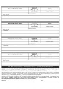 Obtain this free job utility kind in PDF format. Potential staff can fill out this kind and give you private particulars and work historical past. Employment Law Uk, List Of Good Manners, Restaurant App, Job Application Form, Software Projects, Finding A New Job, Never Stop Learning, Good Grades, United States