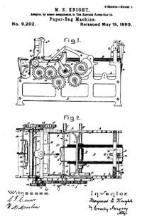 Alexander Graham Bell's telephone patent drawing March 7