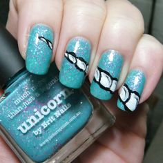 unicorn-nail-art