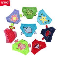 >> Click to Buy << IYEAL New 2017 Swim Diaper Breathable Infant Swimsuit Baby Swimwear Girls Boys Kids Swimsuit Shorts Baby Bathing Suits  4pcs/lot #Affiliate