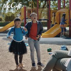 No one ever said parenting, late nights at the office or completing your to-do list would be easy. Thankfully, you can face those hurdles with a little help from the new McCafé espresso line at participating McDonald's. Our McCafé menu is filled with delicious, café-quality espresso and re-crafted classics. So take a long sip first, then deal with the day. Because nothing comes before coffee.