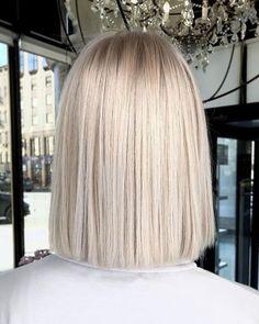 My perfect blond - Cabello Rubio Blonde Hair Looks, Brown Blonde Hair, Platinum Blonde Hair, Blonde Bobs, Short Blonde, Medium Blonde, Black Hair, Medium Hair Styles, Short Hair Styles