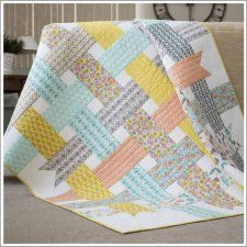 Free Quilt Patterns - Ribbon Box Quilt