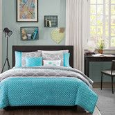 Found it at Wayfair - Clara 5 Piece Comforter Set