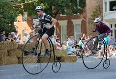 Annual Tour de Frederick, which includes an old fashioned bike race - Frederick, MD