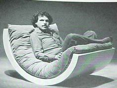 1976 Furniture in 24 Hours book Zakas MID CENTURY MODERN mod chair design build plans.