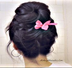 Final+thumb2222  Up Side Down, Lace French Braid Bun Hairstyles | Hair Tutorial Video