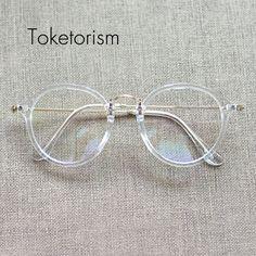 Vintage gafas transparentes frames lunettes de vue pour hommes femme popular clear glasses 9692