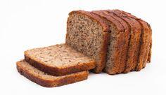 Low Carb-Brot (Logi-Brot) mit Leinsamen und Quark