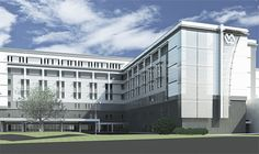 T.Y. Lin International Group   Norwood VA Medical Center Building Envelope Replacement. As part of TYLI's contract with the U.S. Army Corps of Engineers, Savannah District, on behalf of the Department of Veterans Affairs, the work was funded as an Energy and Facility Project. The design team was tasked with providing a new envelope that performed 30% better than that of the existing structure, which was built in 1977.