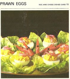 Bad and Ugly of Retro Food: What does this even mean? (Recipe Cards # 13)