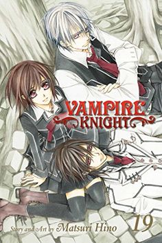 Vampire Knight Limited Edition, Vol. 19 by Matsuri Hino ($13, out on Oct. 7, 2014)