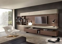 65 New Tv Fireplace Wall Unit Designs . Custom Modern Wall Unit Made Pletely From A Printed