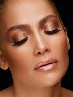 Jennifer Lopez Is Celebrating Her Birthday With a BIG Sale on Her Makeup Line - Jennifer Lopez Inglot makeup - Jlo Makeup, Photo Makeup, Makeup Tips, Rosy Makeup, Mac Makeup Looks, Makeup Sale, Makeup Tutorials, Makeup Trends, Makeup Products