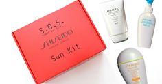 Shiseido S.O.S. (Save Our Skin) Kit featuring Shiseido Sports BB Broad Spectrum SPF 50+ WetForce, Shiseido Ultimate Cleansing Oil, Shiseido Urban Environment UV Protection Cream SPF 40 Review @influenster #sharebeauty #wetforcebb