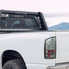 custom headache racks for trucks by graham custom truck accessories include everything you need to customize your kick ass headache rack today Lumber Rack, Truck Storage, Truck Mods, Toyota Tacoma, Truck Accessories, Custom Trucks, Pickup Trucks, Tractors, Nissan