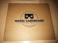 Produkttests und mehr: Virtual Reality Cardboard VR-Brille / Inspired by ...