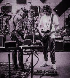 April 2017 - Joe & Deacon #eagles