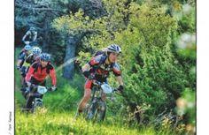 Raid VTT chemins du soleil drôme drome compétition outdoor http://www.activites-pleinenature-drome.com/