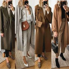 Casual Fall Outfits, Winter Fashion Outfits, Fall Winter Outfits, Classy Outfits, Look Fashion, Stylish Outfits, Autumn Fashion, Womens Fashion, Fasion