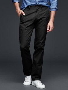 The khaki (slim fit) Product Image  Black/32-30