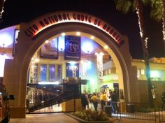 The Grove of Anaheim is an indoor concert venue only half a mile from Ayres Hotel Anaheim.