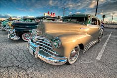 - 1948 chevy fleetline -