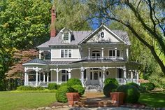 Victorian home located at: 200 SummerSong Lane, Glenville, NC