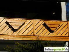Die 31 Besten Bilder Von Balkongelander Holz Denver Douglasie Und