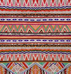 TRIBAL - ABSTRACT (Hand drawn) PATTERNS by Vasare Nar, via Behance