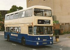 Birmingham buses in the 1980s
