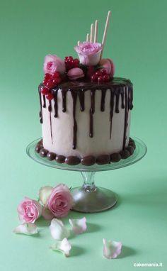 drip cake cioccolato