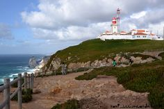 Sintra and Cabo da Roca make a perfect day trip from Lisbon - don't miss these places when visiting the capital of Portugal!
