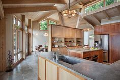 60 Best Inspiring Timber Frame Interiors Images In 2019