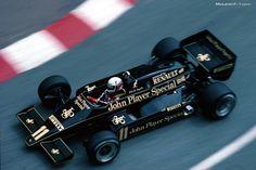 Elio De Angelis, Lotus 93T, 1983 Monaco GP