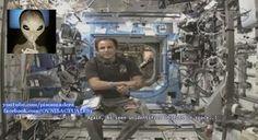 Astronauta da NASA é pego de Surpresa quando é Perguntado Sobre UFOs no Espaço, Precisa Mais Provas?