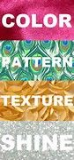 color pattern texture shine - Bing images