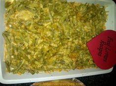 GROENBOONTJIE GEREG Braai Recipes, Vegetable Recipes, Vegetarian Recipes, Cooking Recipes, Yummy Recipes, Green Bean Dishes, Green Beans, Kos, African Dessert