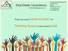 Thinking Spaces  is the end of quest for those who are thinking to #invest in #property. For more information visit our website.