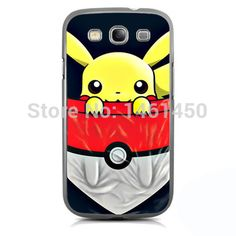 Lightning Pikachu cell phone case for iPhone 4s 5s 5c 6 Plus iPod touch 4 5 th Samsung Galaxy s2 s3 s4 s5 mini note 2 3 4 cases