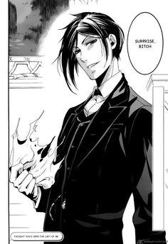 Kuroshitsuji wait what you say???    . .                                        ^
