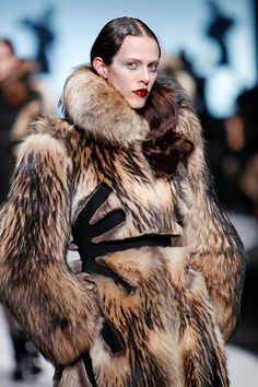 viktor and rolf furs