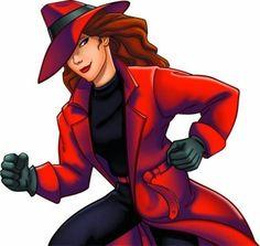Netflix: nuova serie animata per Carmen Sandiego