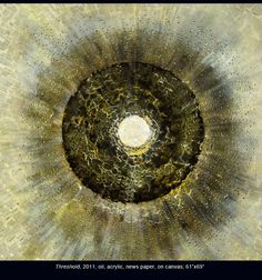 THE UNIVERSE WITHIN - May 23 to July 24, 2013 - Art by Govinda Sah 'Azad'