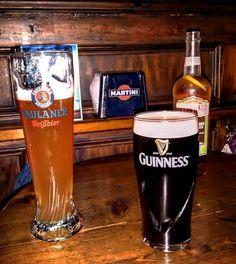 En #Instagram: Hoy toca cervezones  . .  #beer #guiness #desperados #alcohol #night #goout http://ift.tt/1VNbrtk