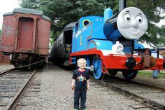 Day Out With Thomas: thomastrainride.com This site lists all the Thomas Rides from around the country