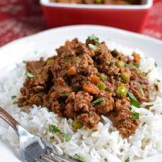 Syn Free Keema Curry