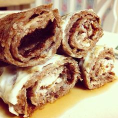 cinnamon French toast roll