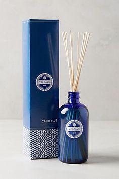 Difusor de Reed Azul